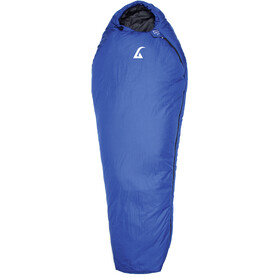 Alvivo Mount Everest 210 Sac de couchage, blue/anthracite